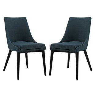 Wade Logan Minton Dining Side Chair (Set of 2)