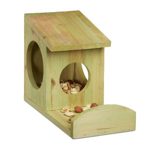 Dominika Hanging Squirrel Feeder By Sol 72 Outdoor