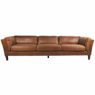 Find a Alamo Leather Sofa by Joseph Allen Reviews (2019) & Buyer's Guide