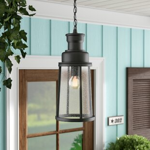 Cascades 1-Light Outdoor Pendant