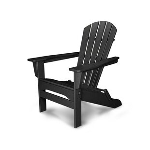 Palm Coast Plastic Folding Adirondack Chair