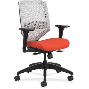 HON Solve Mid-Back Desk Chair
