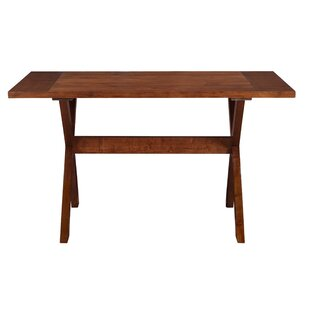 Rosamond Trestle Dining Table by Alcott Hill Find