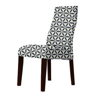 Latitude Run Haddonfield Parsons Chair (Set of 2)