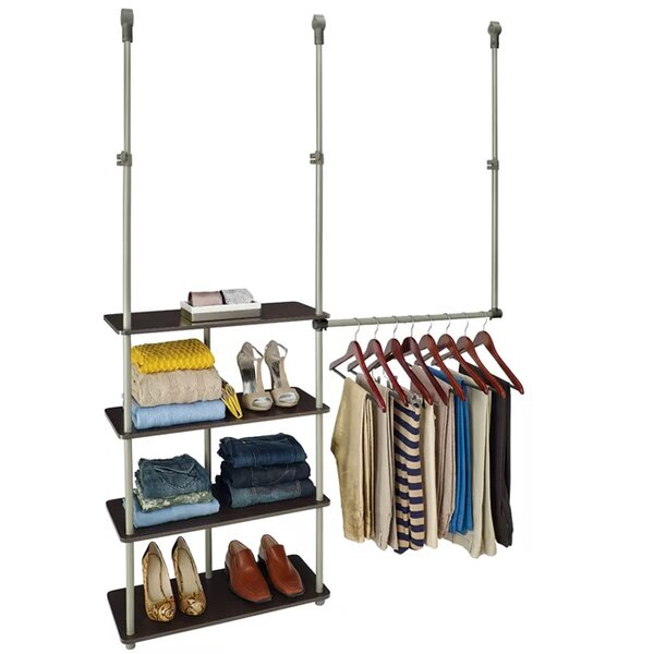 clothes rails wardrobe systems you 39 ll love buy online. Black Bedroom Furniture Sets. Home Design Ideas