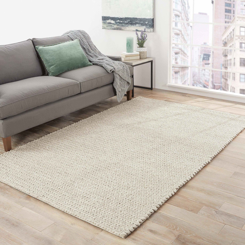 Joss Main Alysha Handmade Wool Gray Area Rug Reviews Wayfair