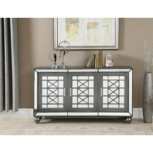 Castello 3 Door Sideboard by House of Hampton