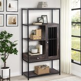 Fleenor 61 H x 31.4 W Etagere Bookcase by 17 Stories
