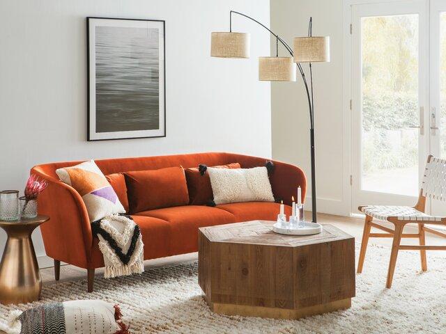 Modern & Contemporary Floor Lamps | AllModern