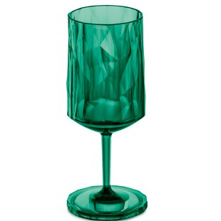 Club 350ml Wine Glass By Koziol