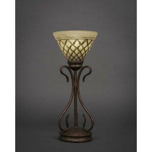 Price comparison Thomas 16.5 Torchiere Lamp By Fleur De Lis Living