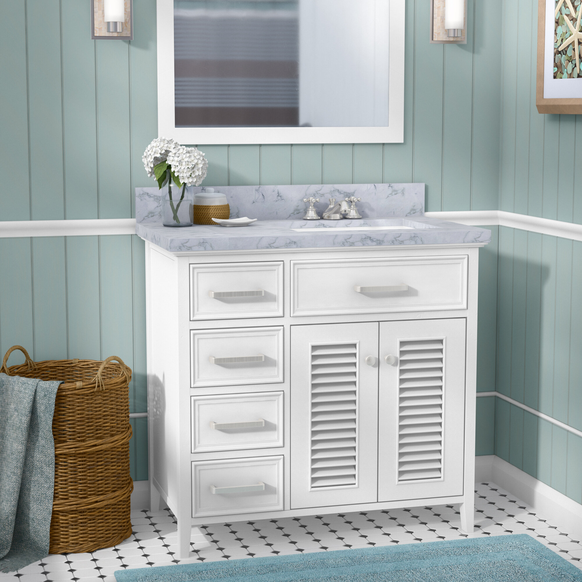 highland dunes hamil right offset 37 single bathroom vanity with rh wayfair com right offset bathroom vanity home depot right offset bathroom vanity