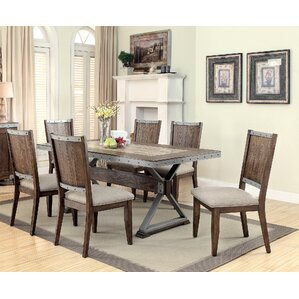 Ferrand 7 Piece Dining Set by Infini Furn..