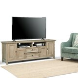 Mccoppin Solid Wood TV Stand for TVs up to 78 by Alcott Hill®