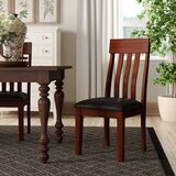 Rebecca Upholstered Dining Chair (Set of 2) by Andover Mills™