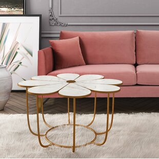 Gorlest Flower Coffee Table