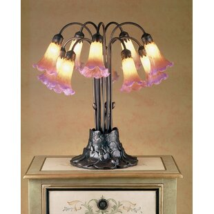 Pond Lily 22 Table Lamp
