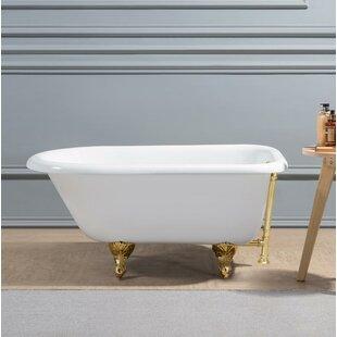 Streamline Bath Cast Iron 48