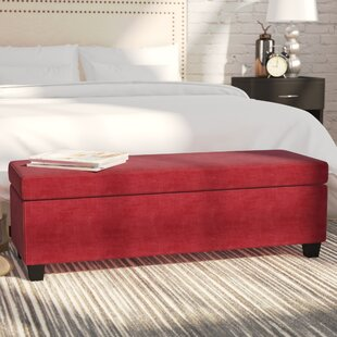 Red Bedroom Benches | Joss & Main