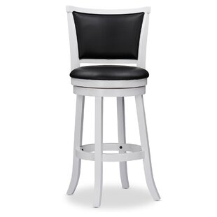 "Baxton Studio 29"" Bar Stool (Set of 2) by Wholesale Interiors"