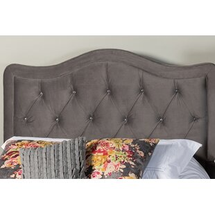 Price comparison Kenwood Upholstered Panel Headboard by Rosdorf Park