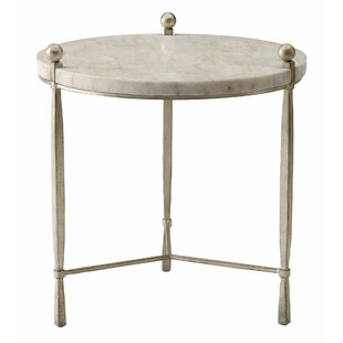 Clarion End Table by Bernhardt