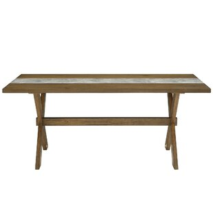Veazey Dining Table Gracie Oaks