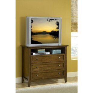 RosaRio Rectangular Wooden TV Stand