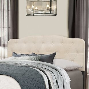 Willa Arlo Interiors Chesterwood Upholstered Panel Headboard