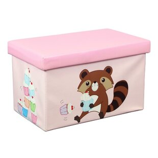 Farah Toy Box by Zoomie Kids