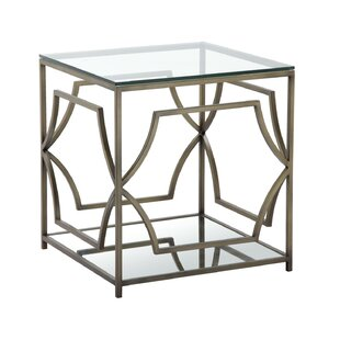 Conti End Table by Mercer41