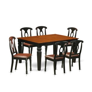 Belger 7 Piece Dining Set by Darby Home Co
