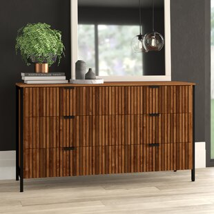 Big Save Mcdonell 6 Drawer Double Dresser by Mercury Row