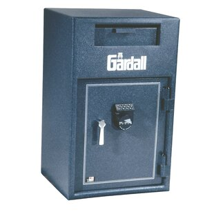 Large Wide Body / Cash Dial Lock Commercial Register Tray Safe 2.7 CuFt by
