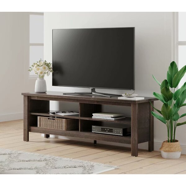 Alceme Solid Wood TV Stand for TVs up to 65 byRed Barrel Studio®