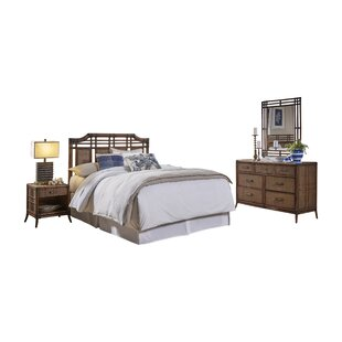 Lamont Queen Panel Bedroom Set (Set of 4) by Bay Isle Home