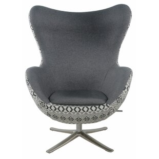 Max Swivel Lounge Chair by New Pacific Direct