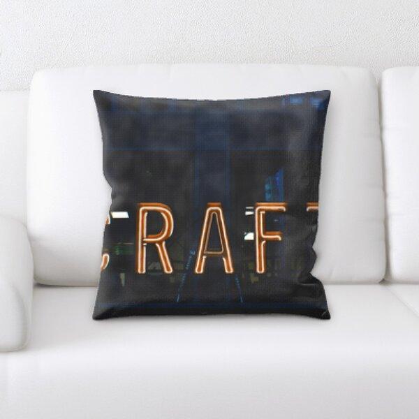 Ivy Bronx Grondin Art And Craft Throw Pillow Wayfair