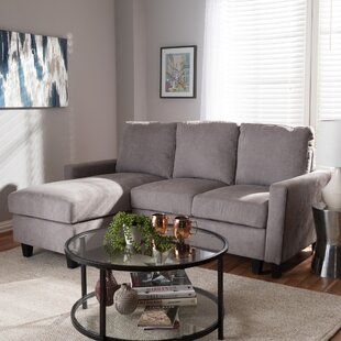 Charlton Home Iniguez Reversible Sectional