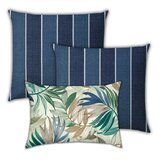 Rio Hawaii Indoor / Outdoor Pillow Cover