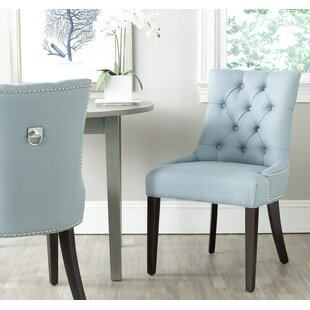 Mcdaniel Upholstered Dining Chair (Set of 2) Willa Arlo Interiors