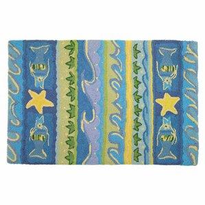 starfish rug   wayfair