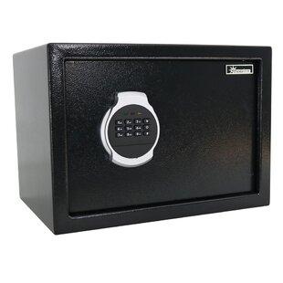 Symple Stuff Balceta Digital Home Security Safe with Electronic/Key Lock