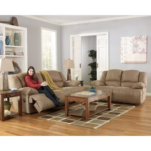 Shullsburg Reclining Configurable Living Room Set