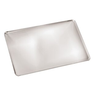 Baking Sheet with Angled Sides