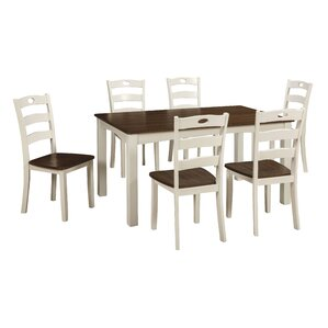 Mccormick 7 Piece Dining Set by August..