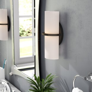 Clearance Ritz 1-Light Flush Mount By Orren Ellis