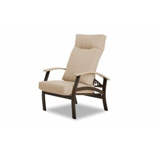 Belle Isle Adjustable Patio Chair with Cushions