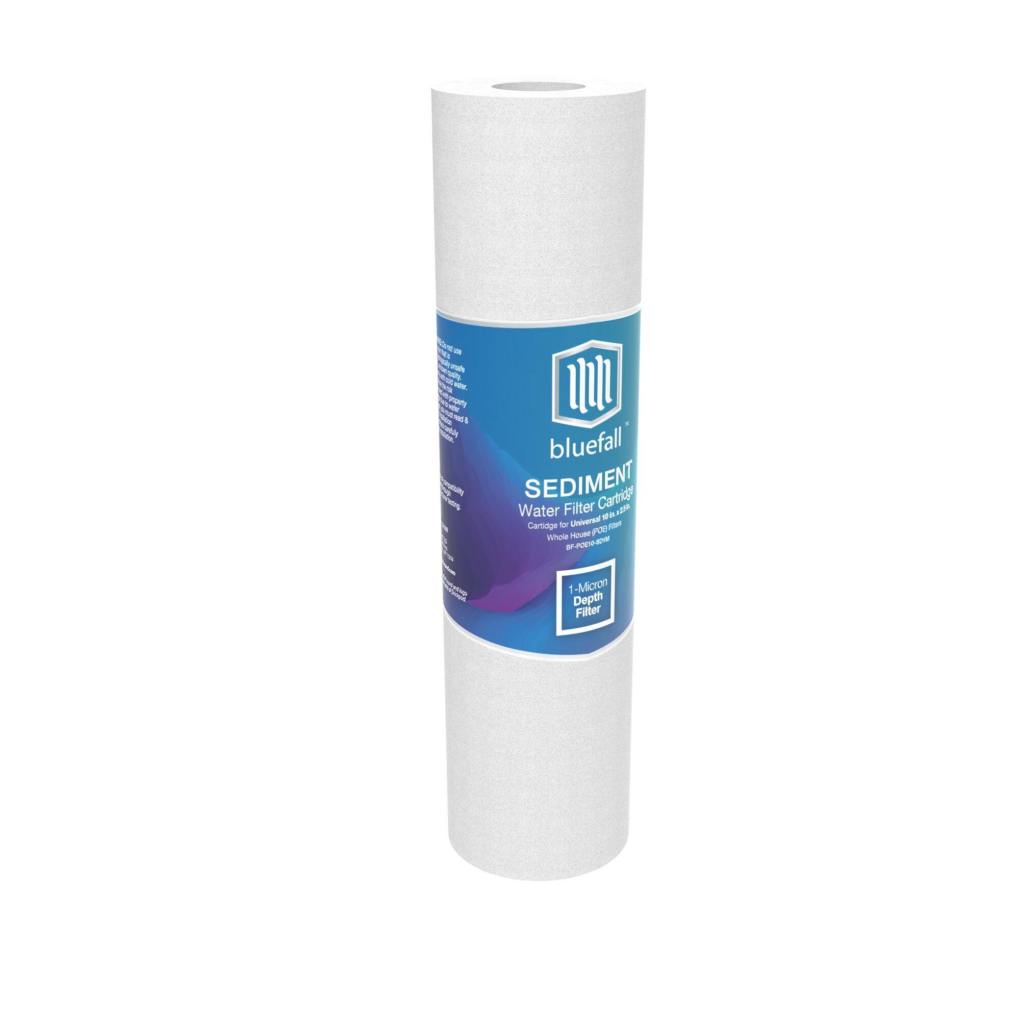 Drinkpod Llc 1 Micron Sediment Whole House Filter Component Wayfair