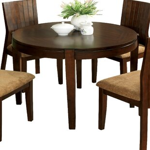 Mosher Transitional Style Round Pub Table Winston Porter